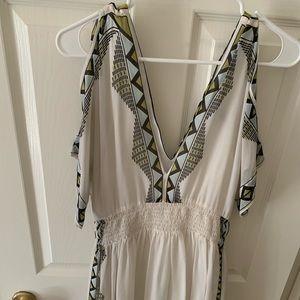 Bcbg boho dress